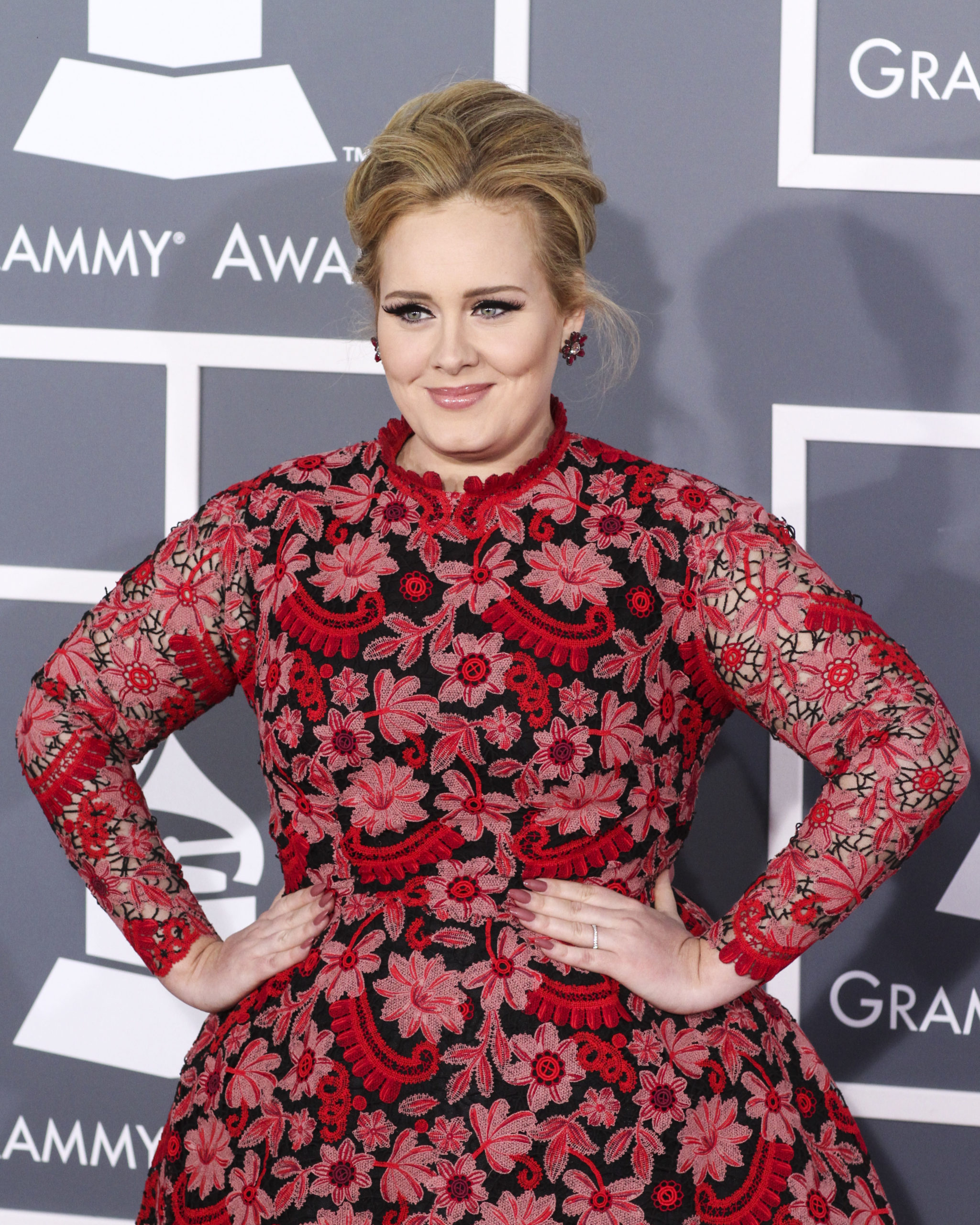 Adele (Credit: Splash News)