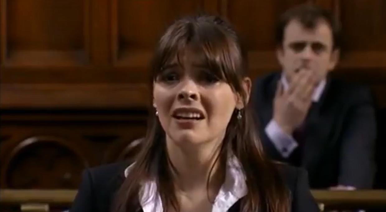 Coronation Street Tracy Barlow/McDonald ITV/Youtube