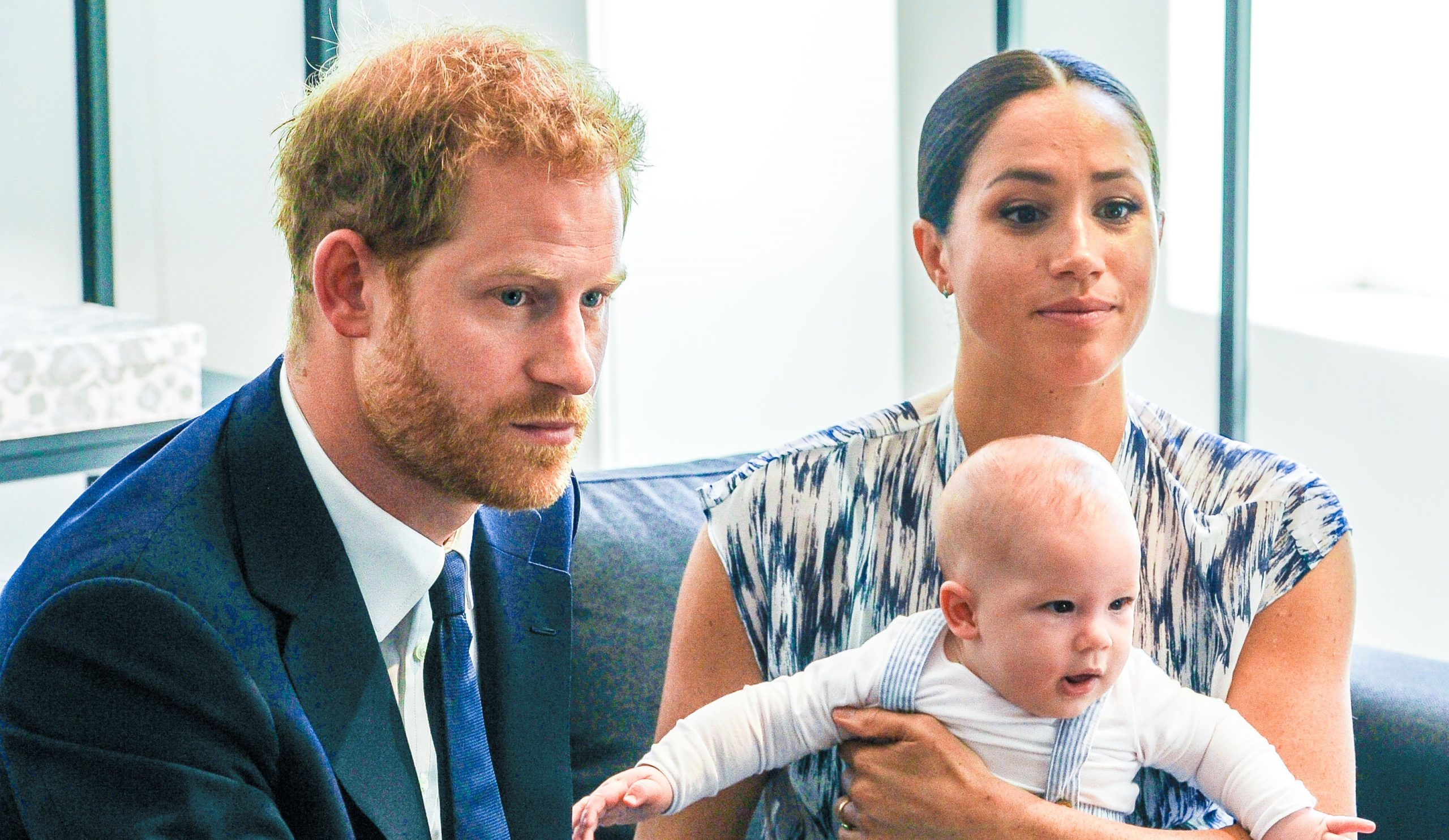 Bookies say Harry and Meghan will announce another baby in 2020 as Archie turns one