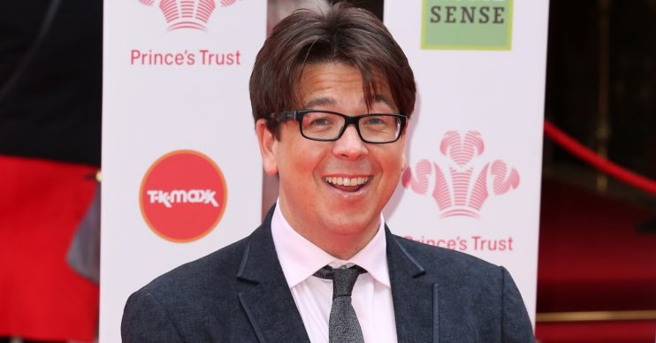 Michael McIntyre has a new show coming called Big Laughs