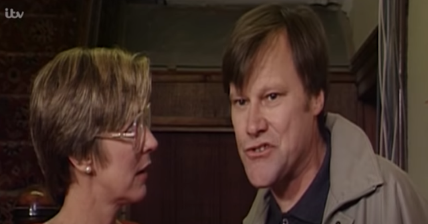 Classic Coronation Street fans in shock at Roy Cropper's first ever appearance