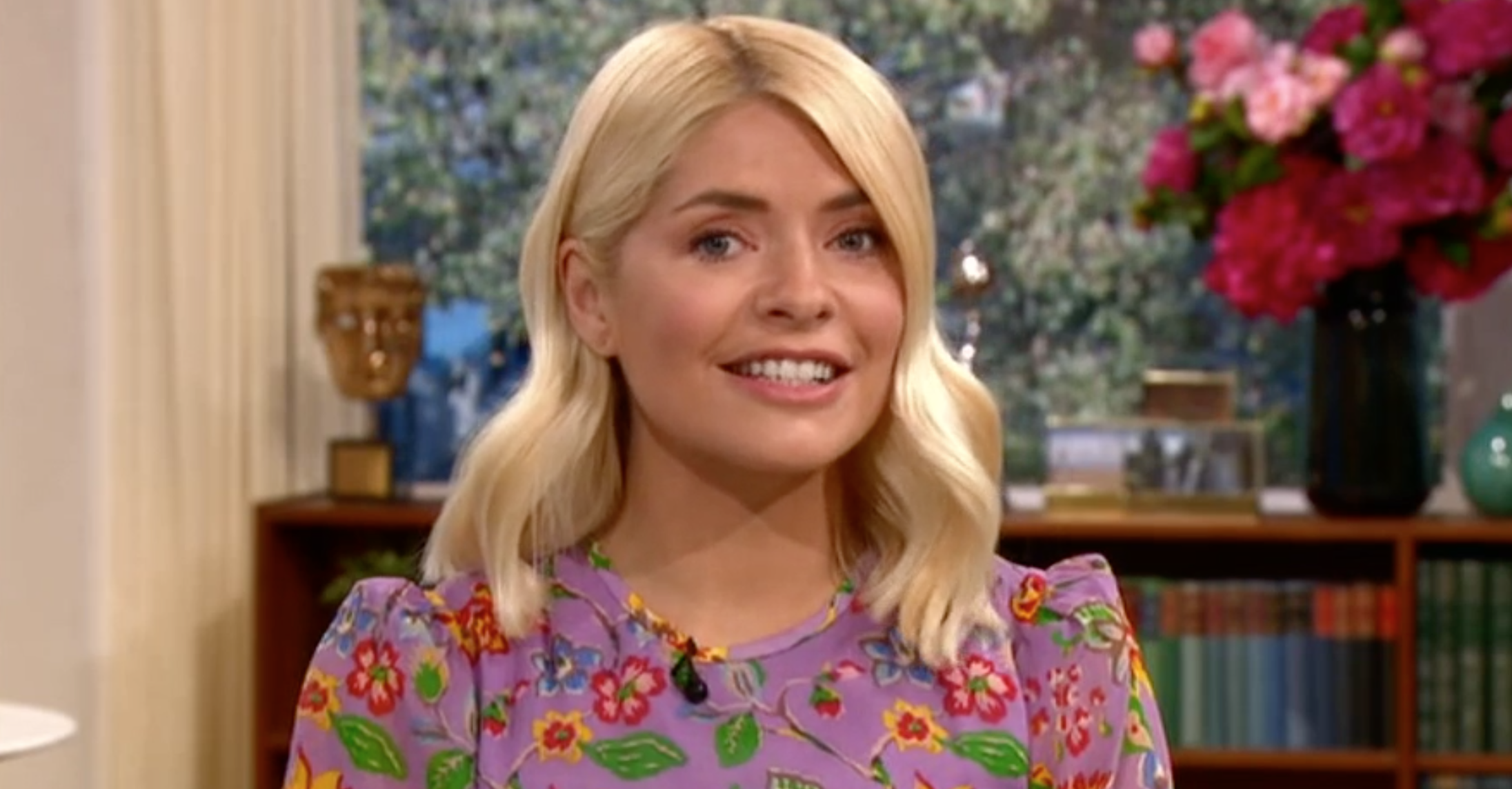 Holly Willoughby pays tribute to the Duchess of Cambridge and viewers say it's the 'perfect touch'