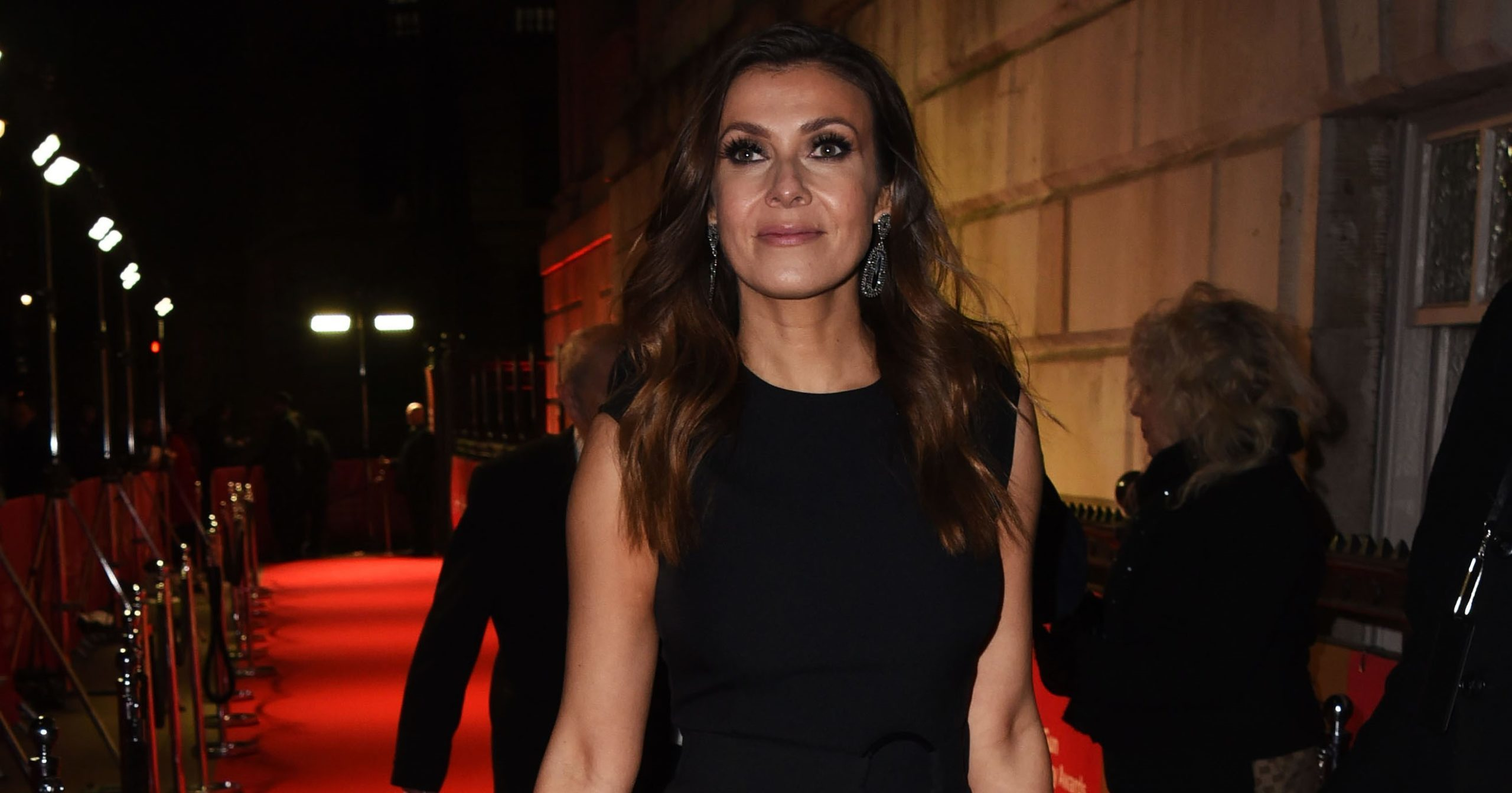 Former Coronation Street star Kym Marsh denies she's an anti-vaxxer after comment on friend's post