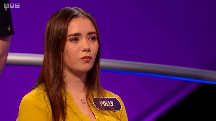 Polly on Pointless