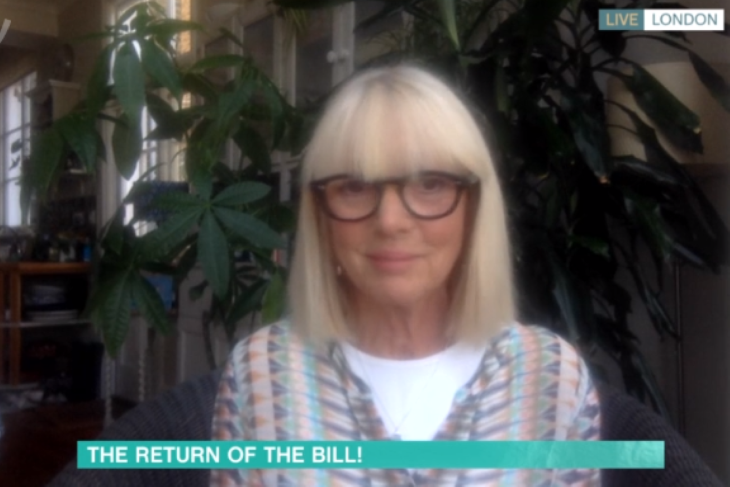 The Bill fans want show to return as Trudie Goodwin says it should never have ended on This Morning