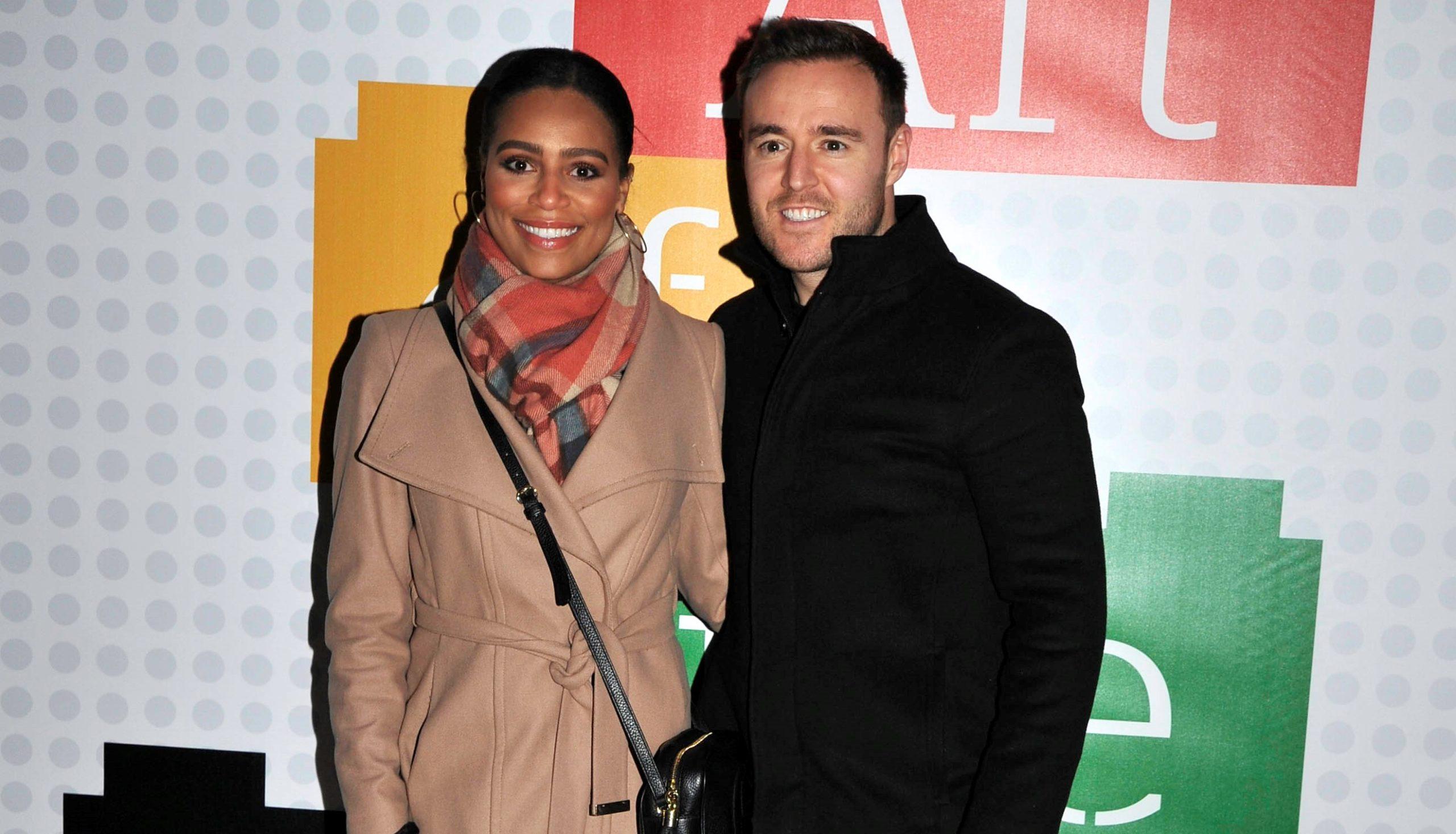 Coronation Street star Alan Halsall gets lockdown haircut from girlfriend Tisha Merry