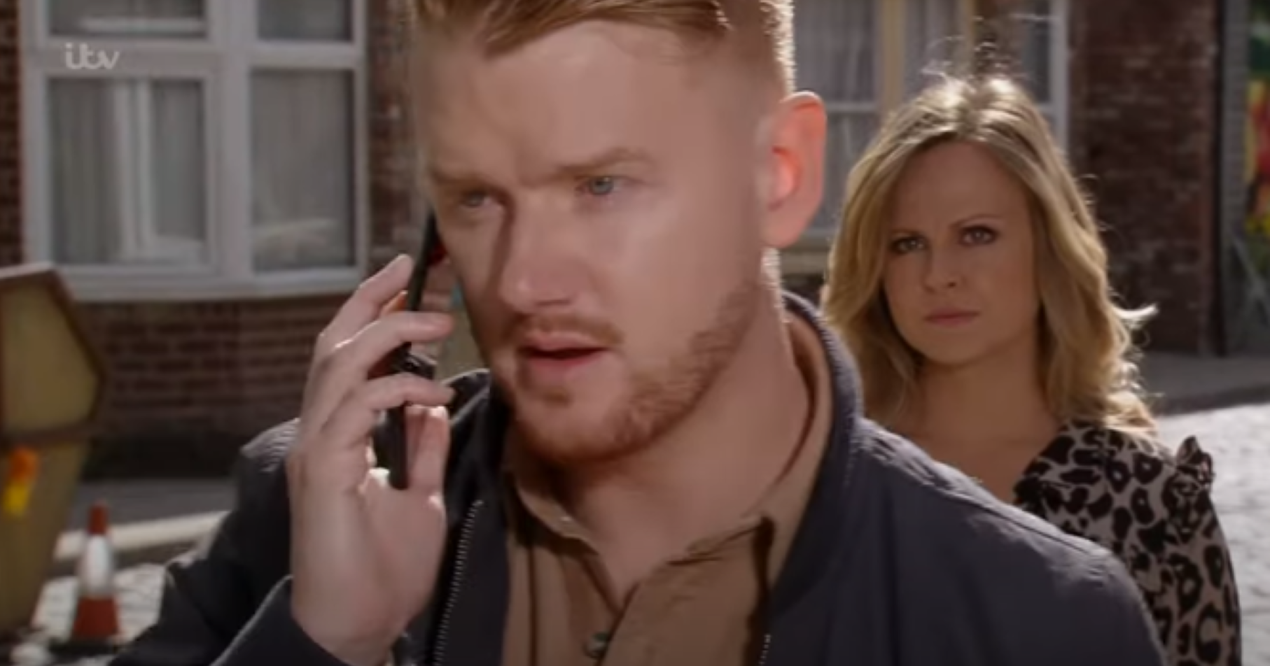 Coronation Street boss Iain MacLeod teases more to come for Gary and Sarah's relationship