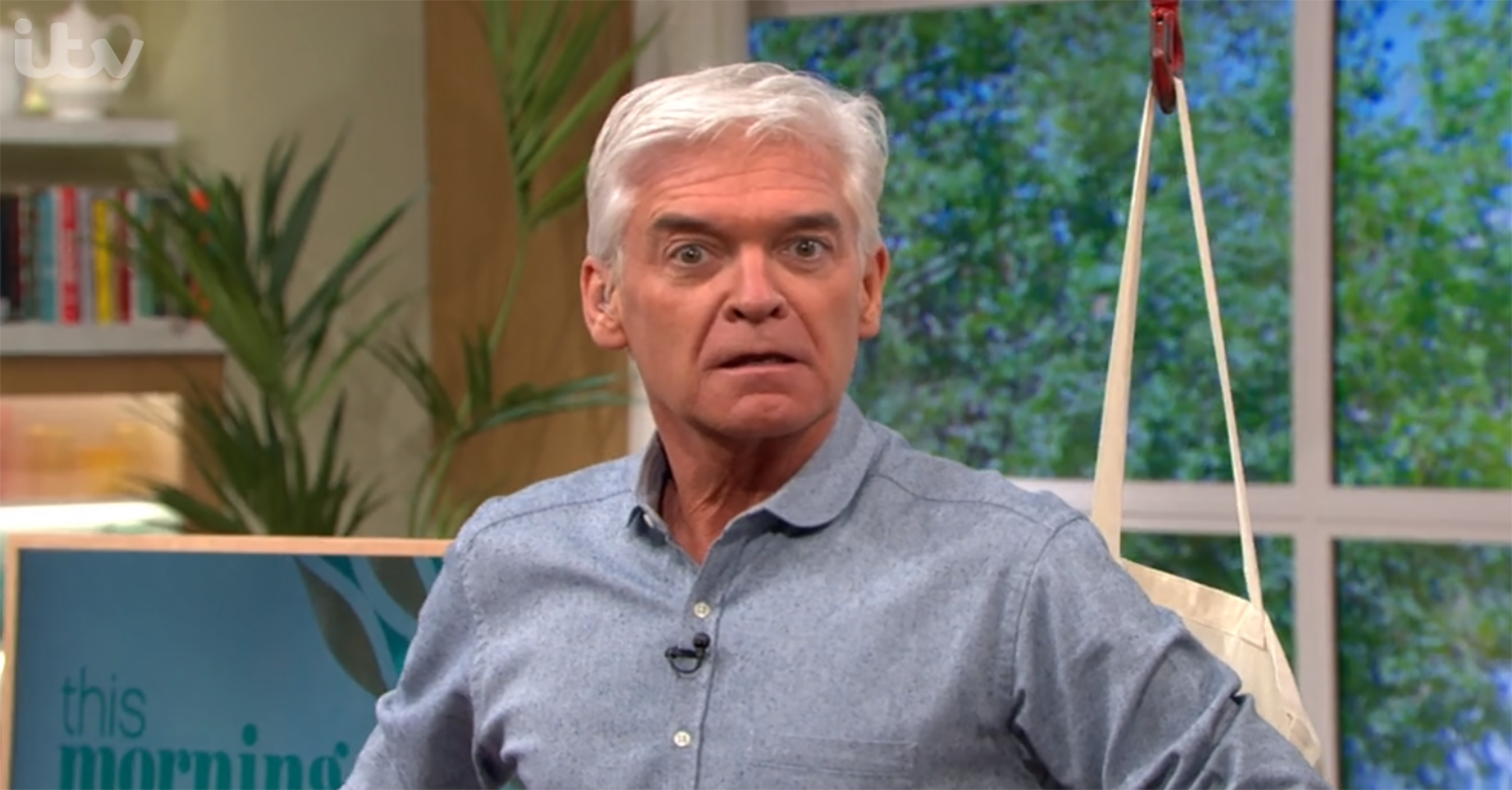 Phillip Schofield loses it as This Morning viewer fails to answer simple Kate Middleton question