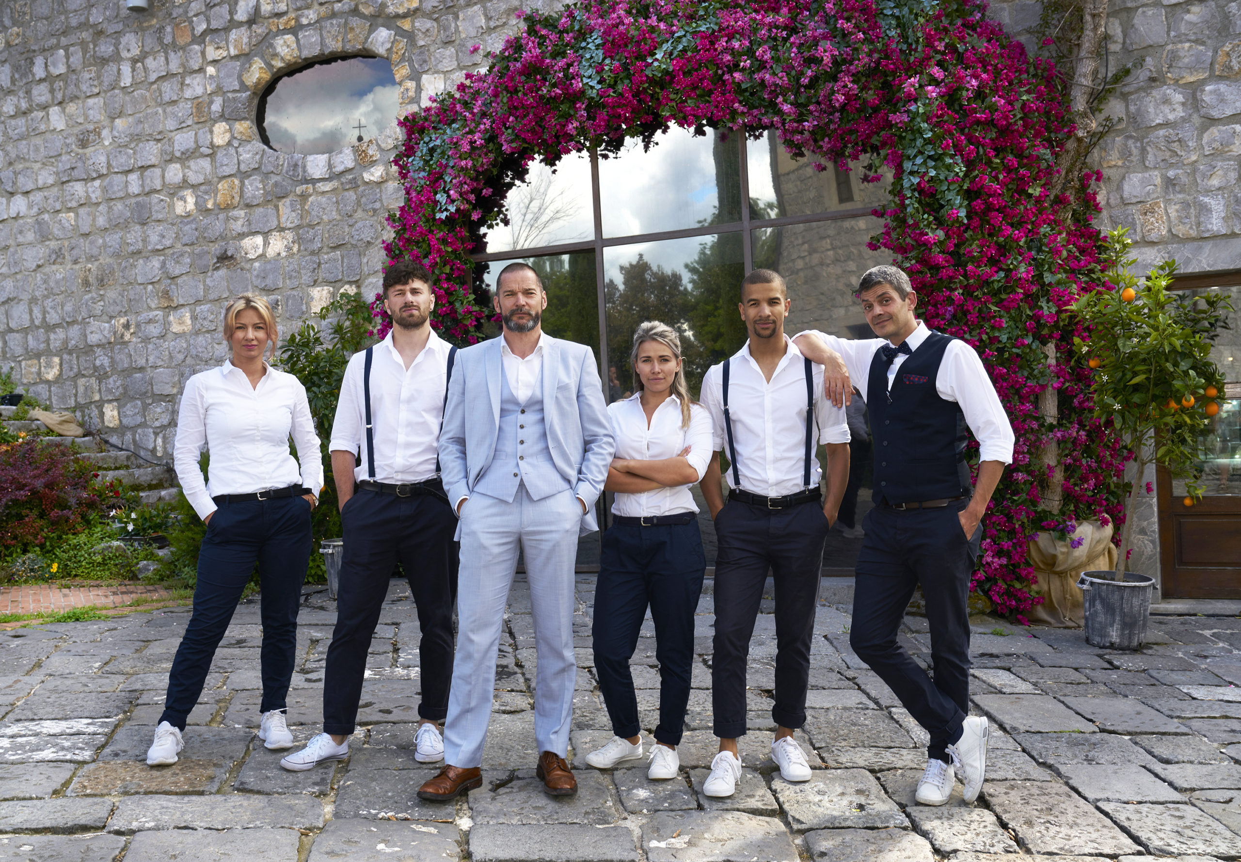 First Dates Hotel viewers gobsmacked as guests ditch dates for each other