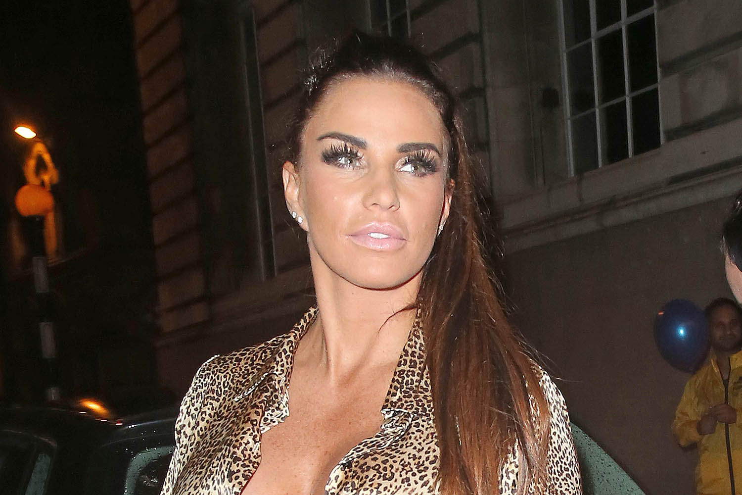 Katie Price hits back at claims she's 'found her perfect man with Dreamboys hunk'