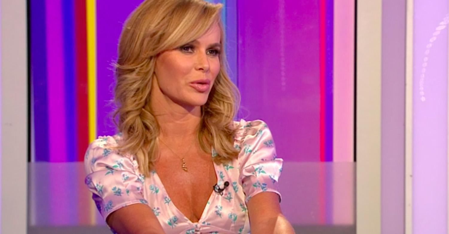 Amanda Holden divides viewers with 'risky' dress on The One Show