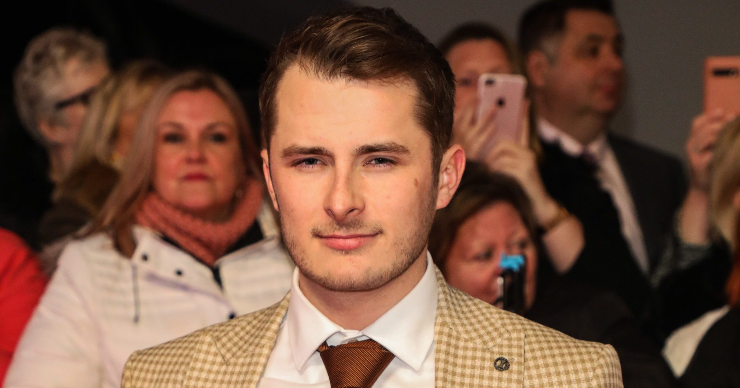 EastEnders star Max Bowden shares sweet gesture for his nan