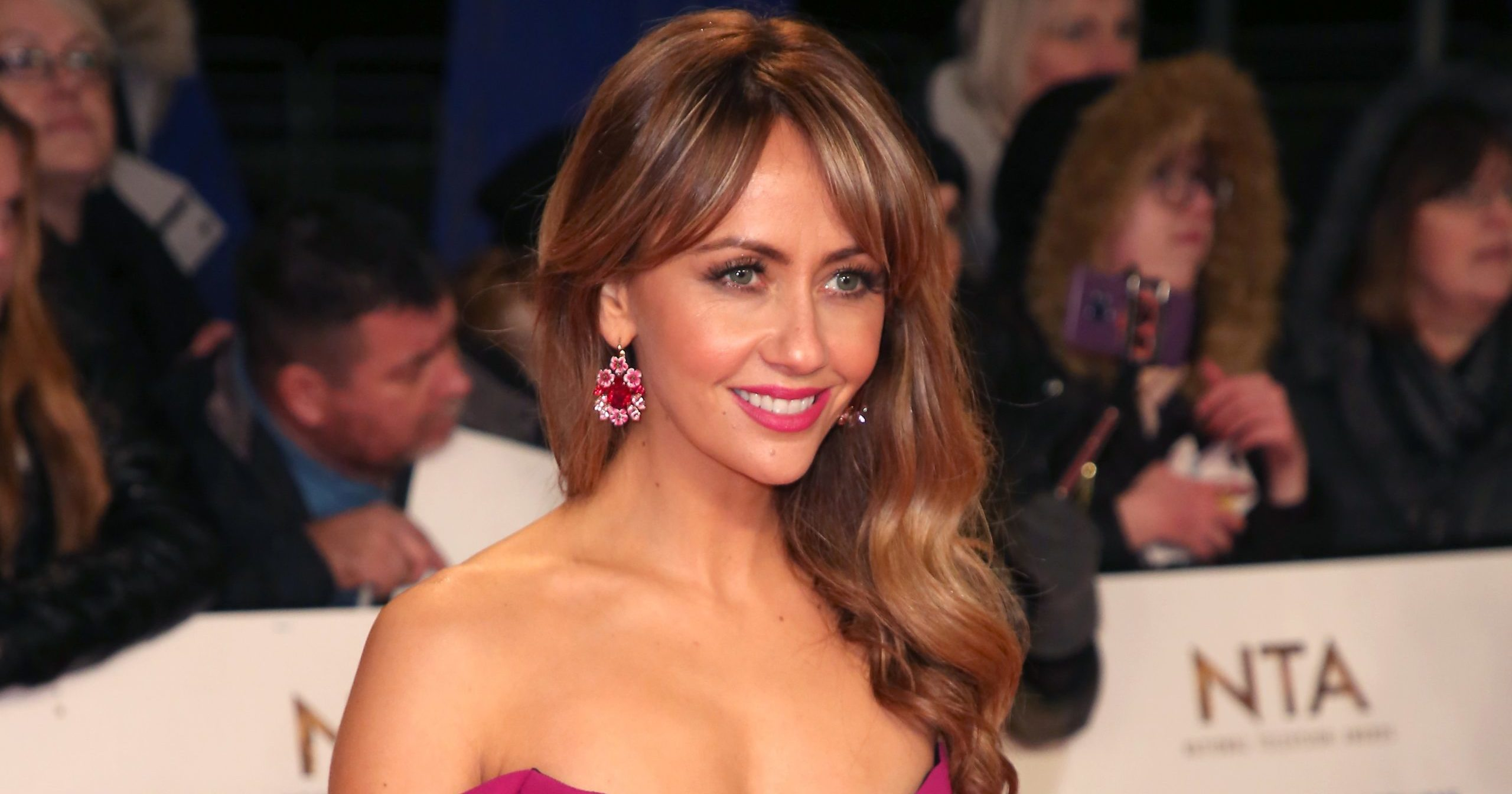 Coronation Street's Samia Longchambon shares family picture from VE Day picnic