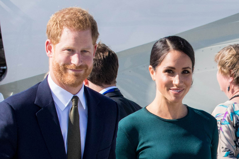 Prince Harry and Meghan Markle 'had an agenda all along', says royal expert