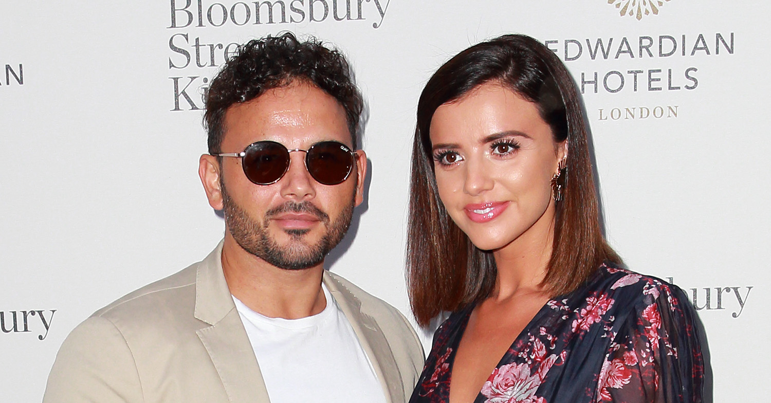 Ryan Thomas jokes fiancée Lucy Mecklenburgh looks completely different without make-up