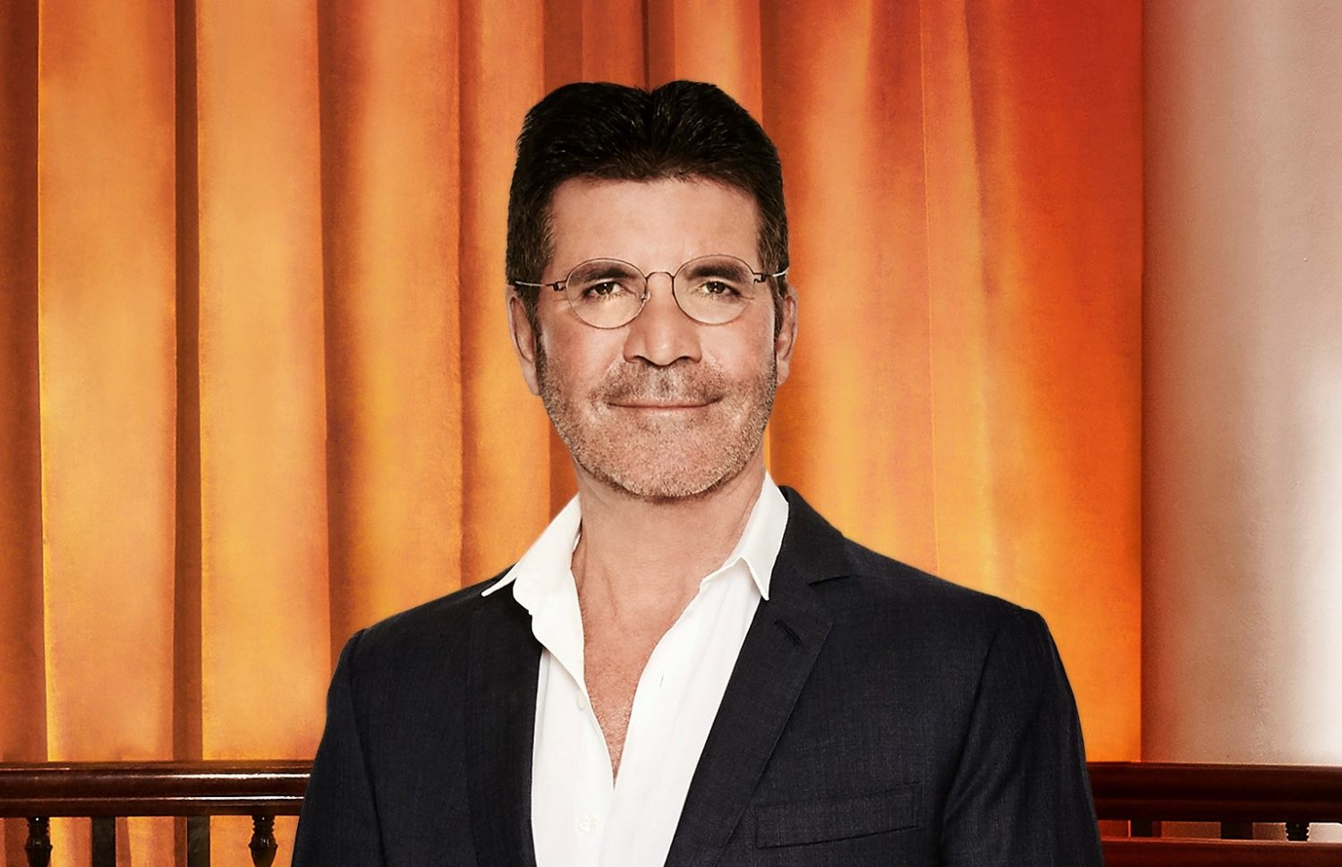 Simon is feeling great on this series of Britain's Got Talent