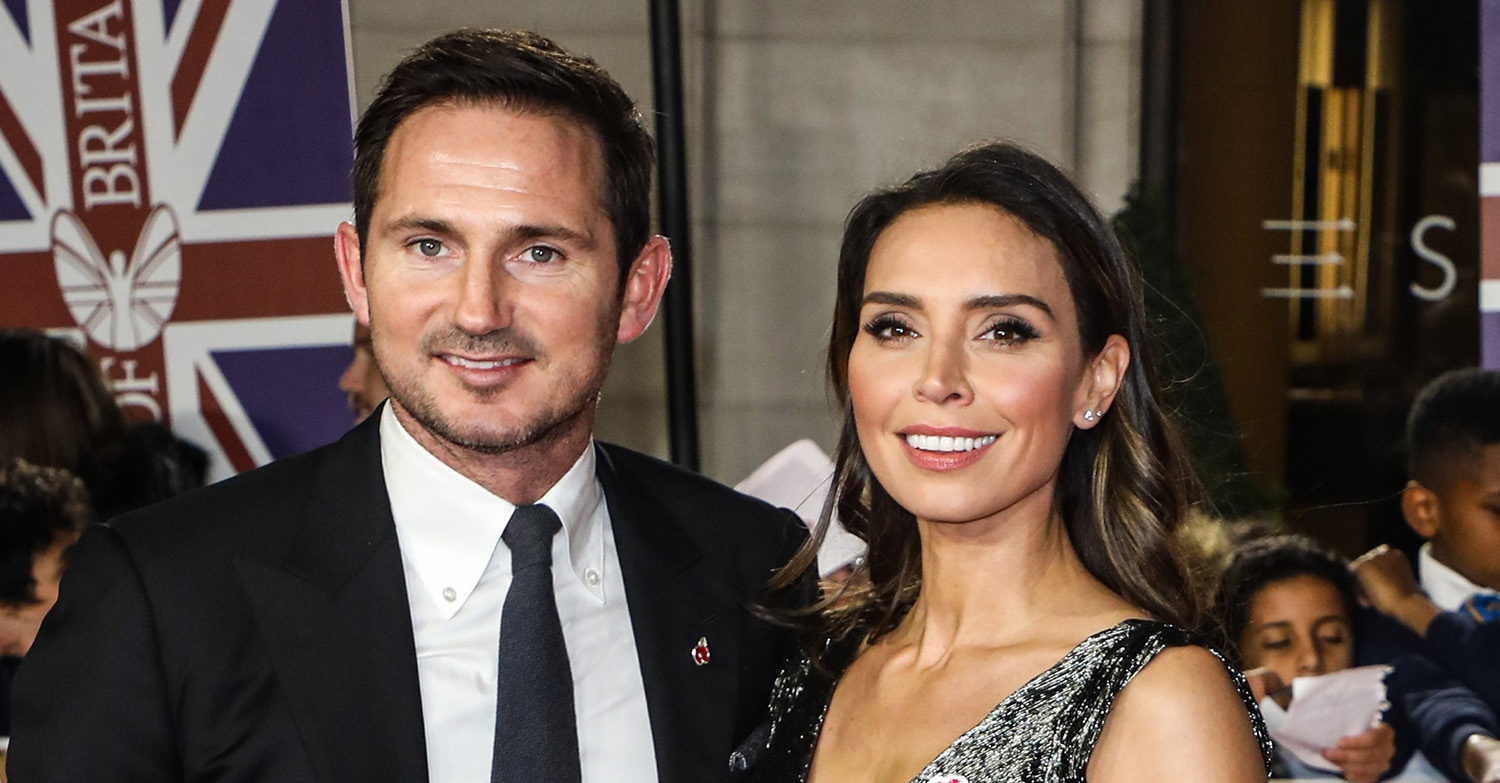 Proud Christine Lampard posts video of her daughter Patricia playing football with dad Frank
