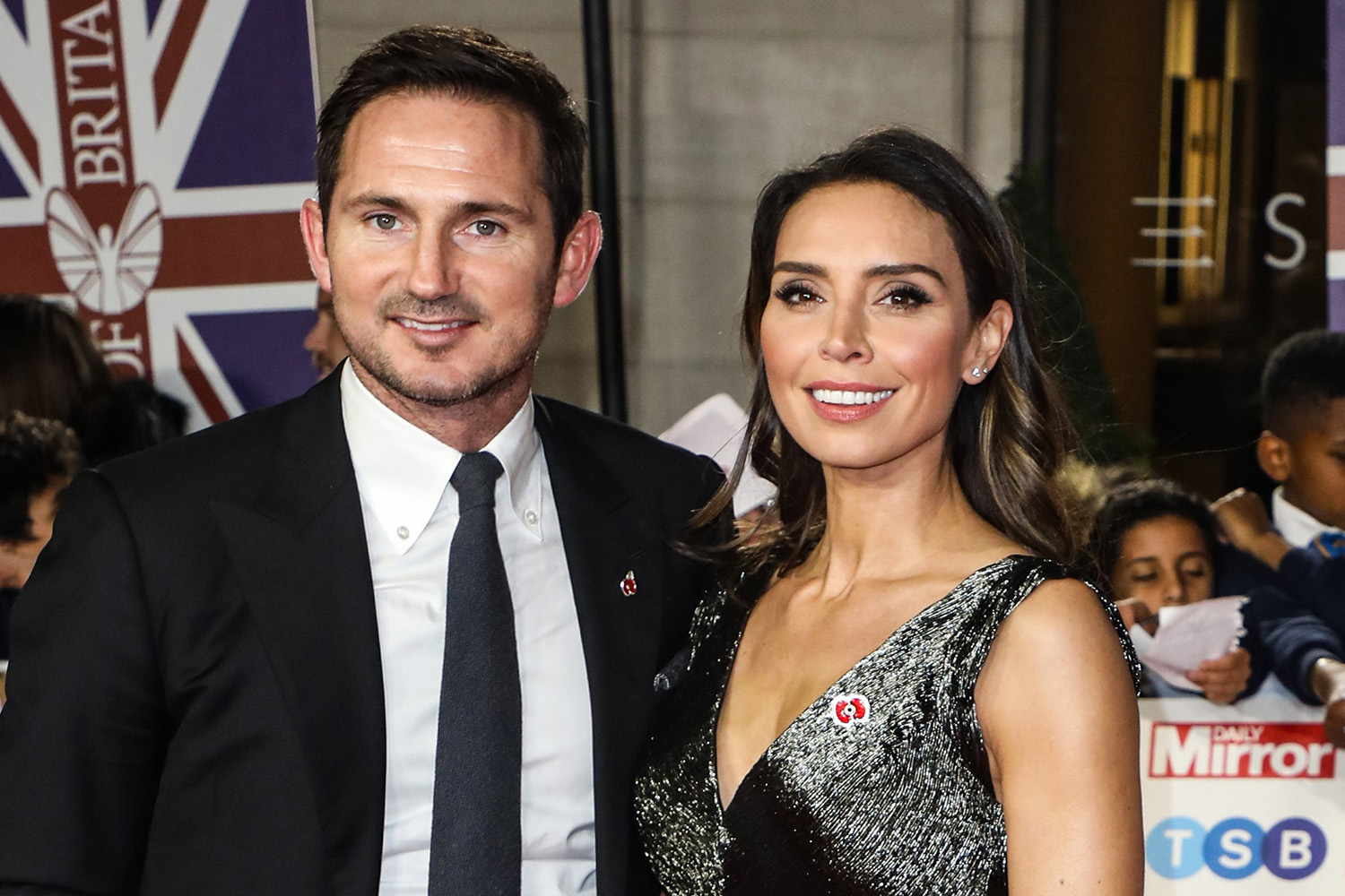 Frank and Christine Lampard 'burgled as thieves target him for fourth time'