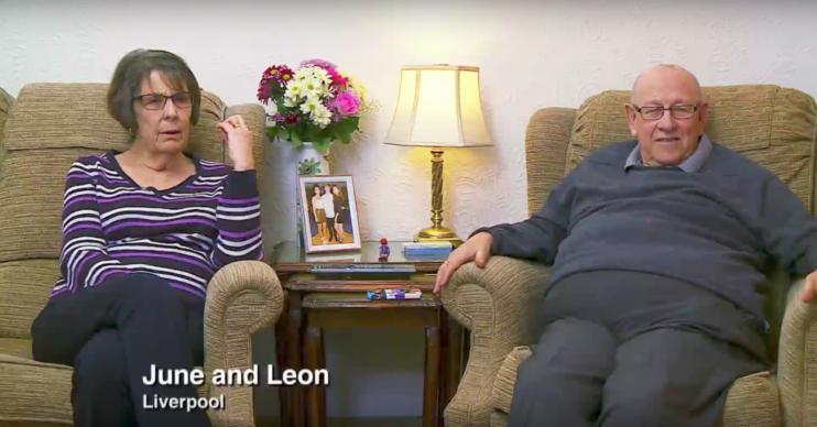 Gogglebox Leon and June
