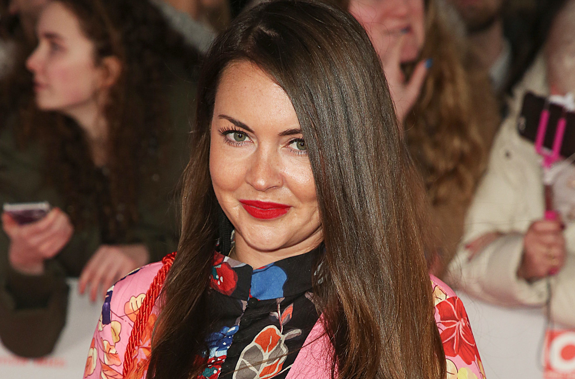 EastEnders star Lacey Turner shares adorable new photo of daughter Dusty
