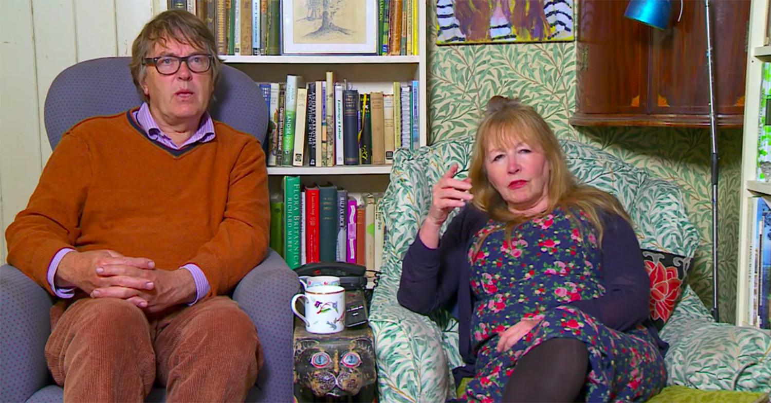 Gogglebox viewers accuse Mary Killen of 'racist' impression