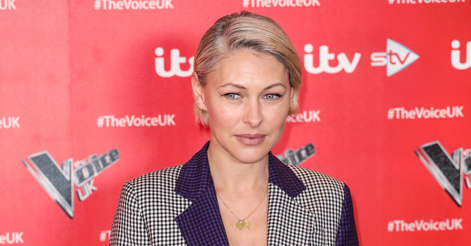 Emma Willis shares glimpse into family life as she celebrates husband Matt's birthday