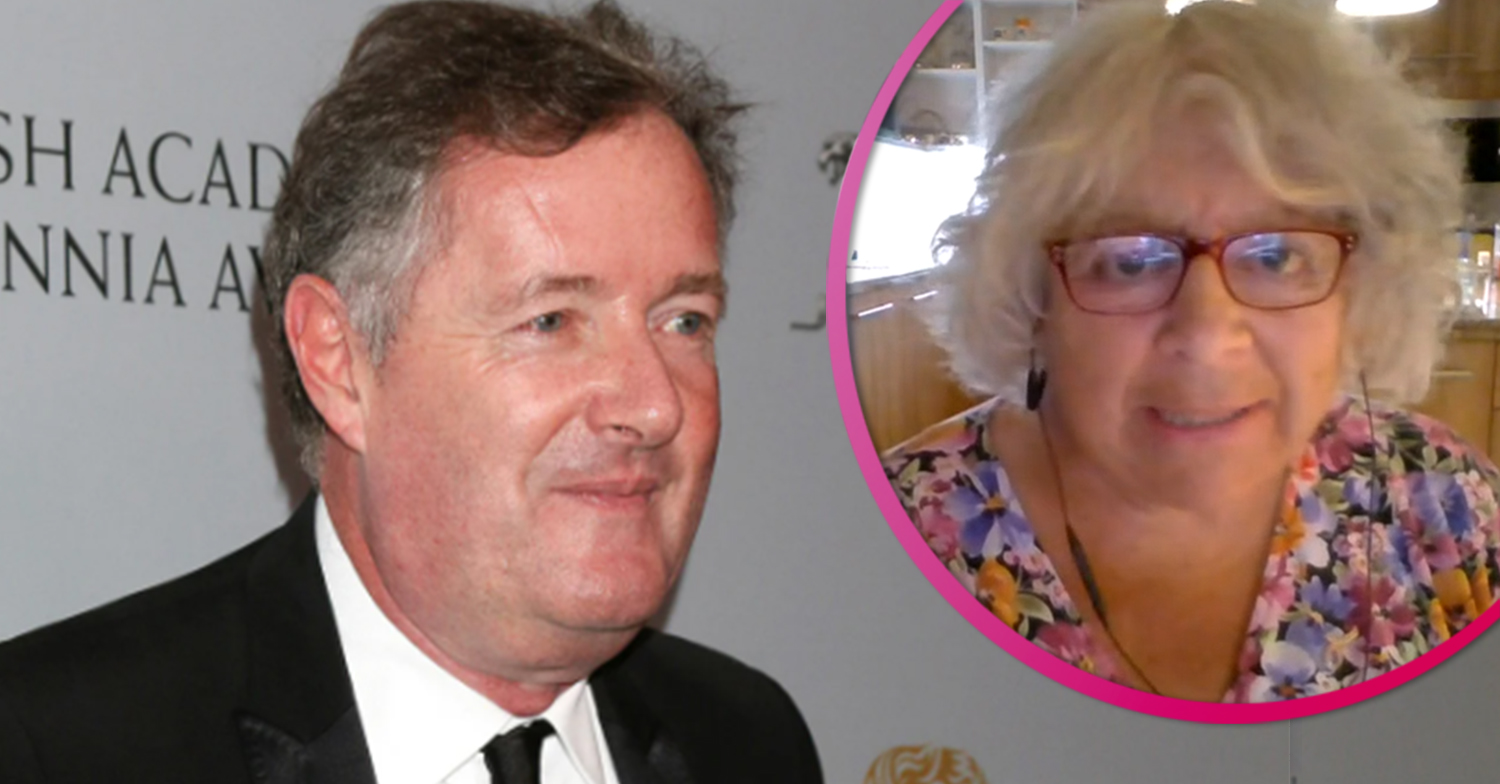 Piers Morgan lashes out at Miriam Margolyes after 'disgusting' Boris Johnson comments