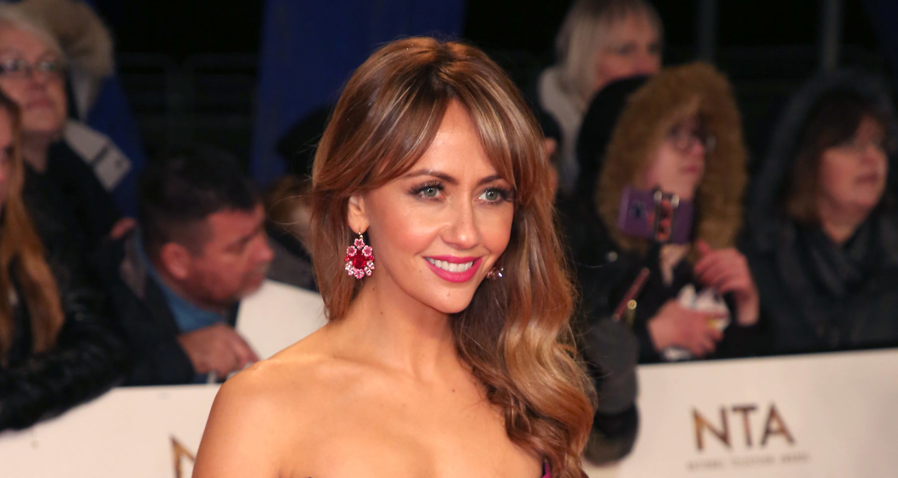 Corrie's Samia Longchambon reveals lockdown has helped her crippling anxiety
