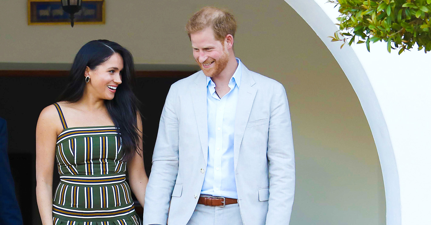 harry and meghan los angeles