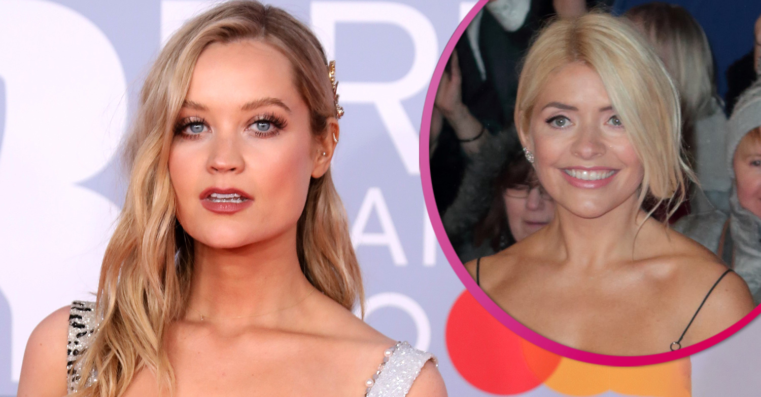Laura Whitmore 'in running to replace Holly Willoughby on Celebrity Juice'