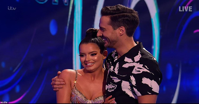 Maura Higgins slams reports she's dating Dancing On Ice partner Alexander Demetriou