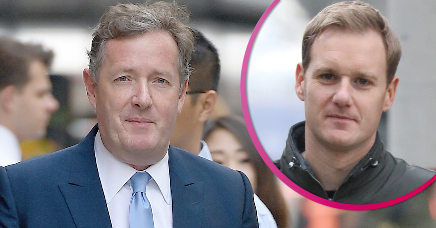 Dan Walker reignites feud with TV rival Piers Morgan with dig