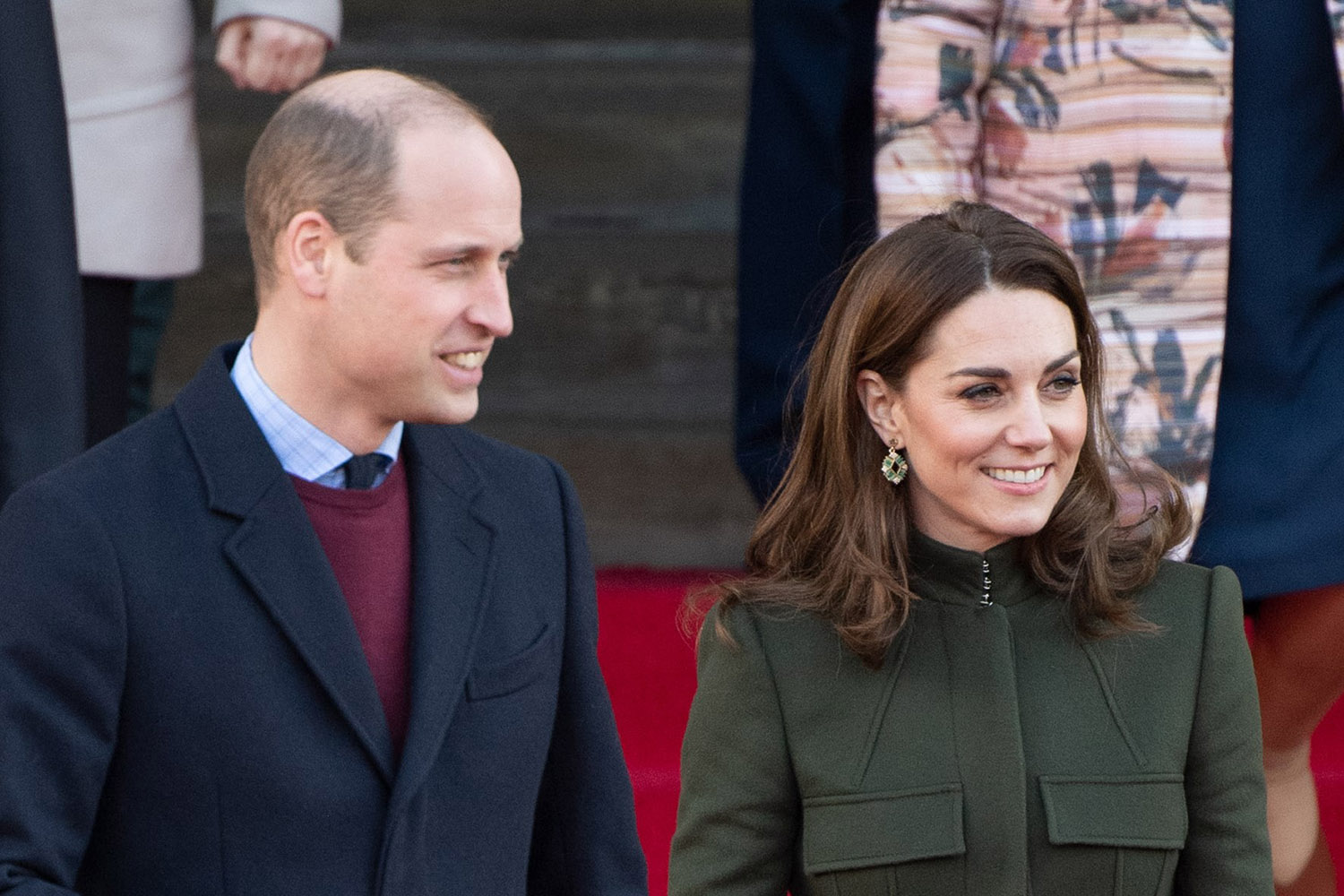 William and Kate change social media profile pictures in tribute to frontline workers