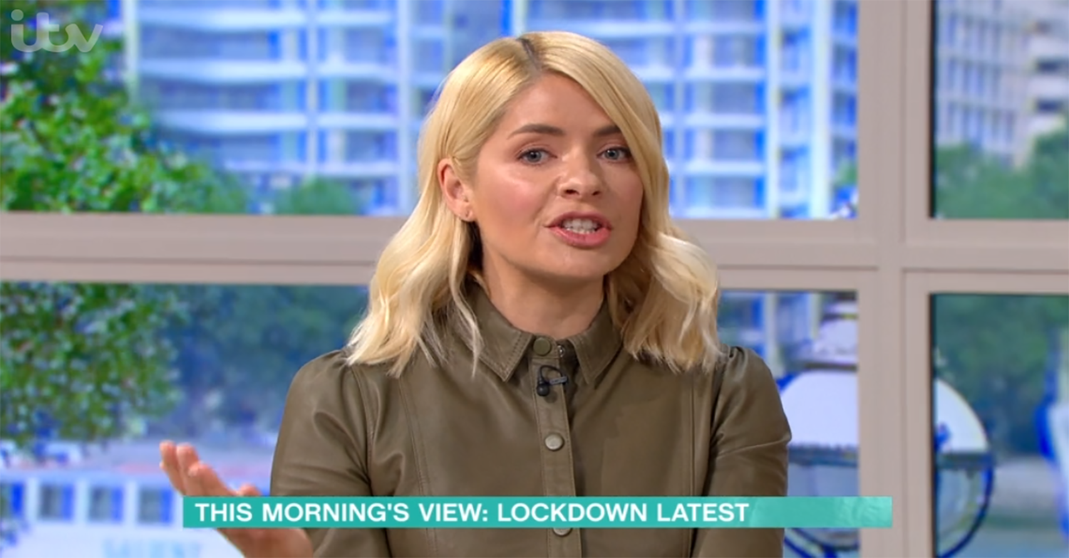 Holly Willoughby expresses concerns over youngest son Chester returning to school