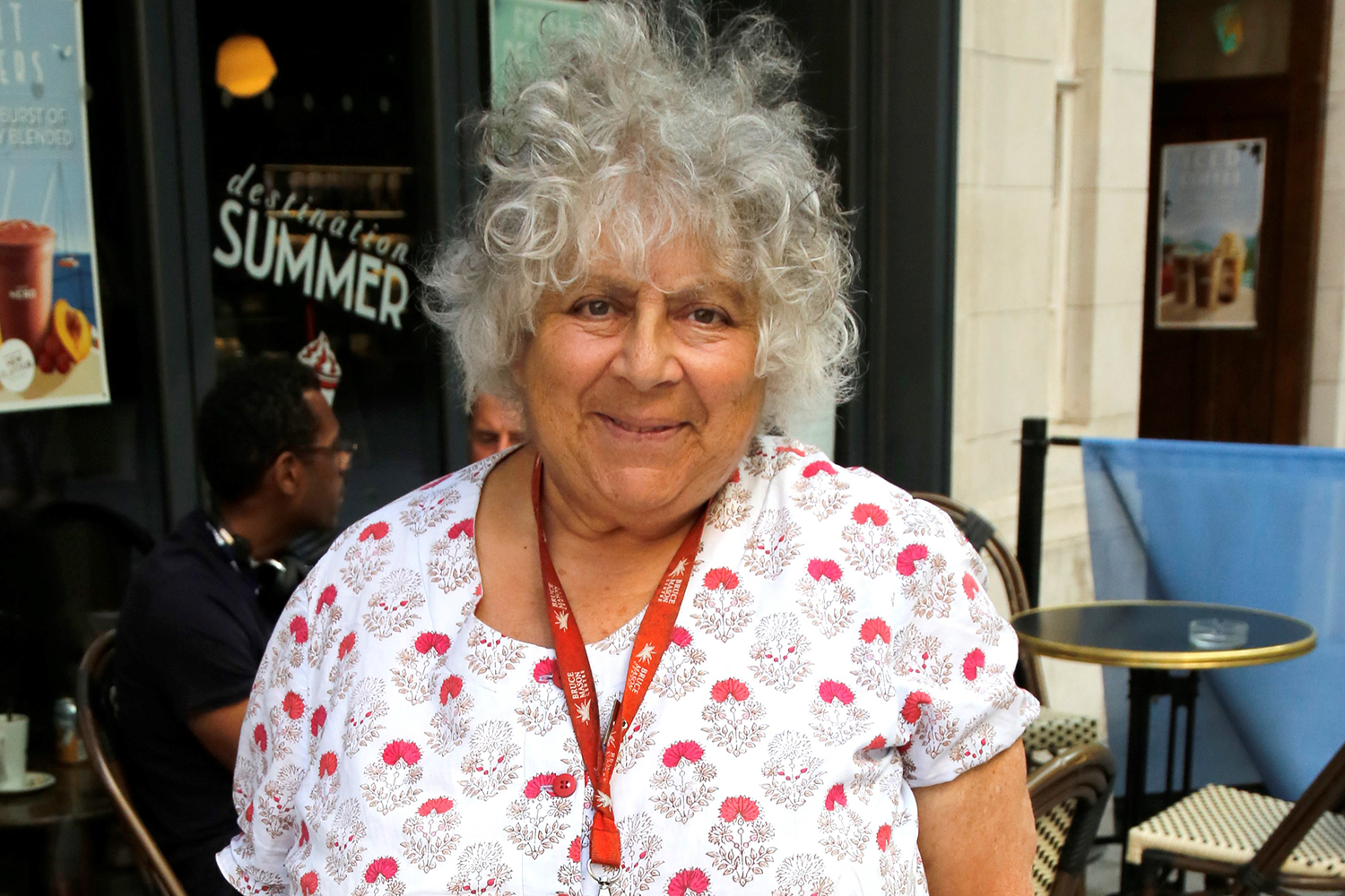 Miriam Margolyes sparks over 200 Ofcom complaints for saying she wanted 'Boris Johnson to die'