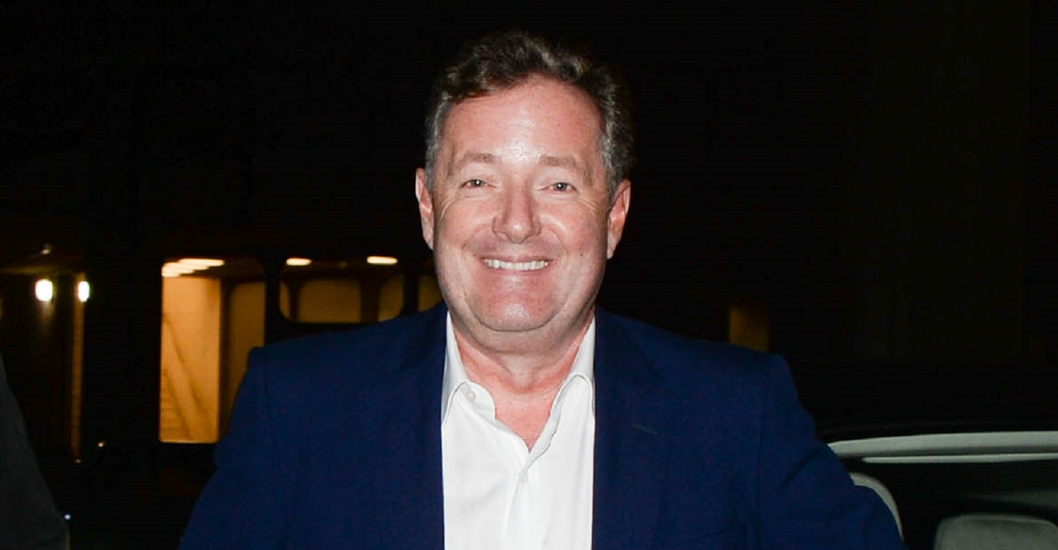 Piers Morgan's son Spencer hits back after his dad vows to hire him as a cleaner