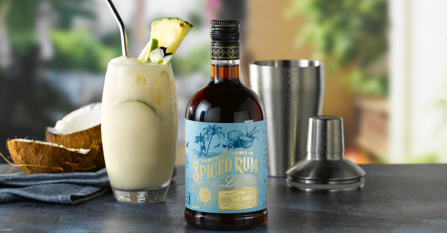 Home Bargains launches £8 rum liqueur range that's the 'taste of summer' in a glass