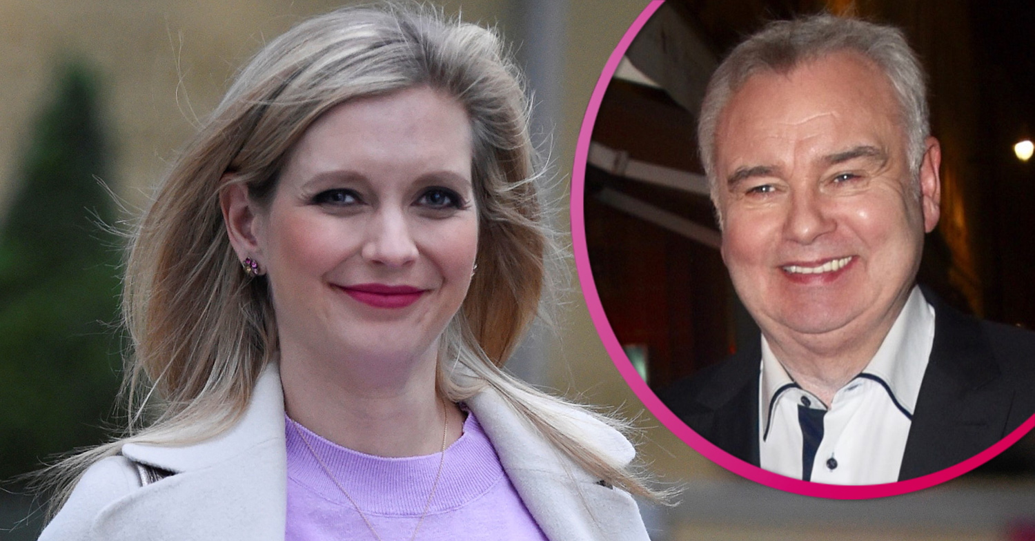 Rachel Riley hits out at Eamonn Holmes for 'ridiculous' 5G coronavirus theory comments