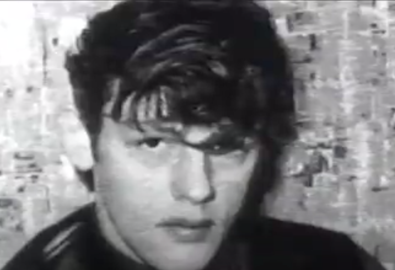David Smith as a teenager (Credit: Channel 5)