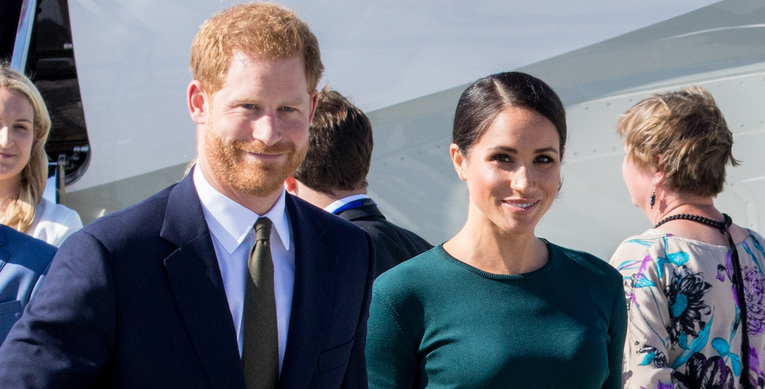 TV bosses reportedly making film about Prince Harry and Meghan Markle quitting royal life