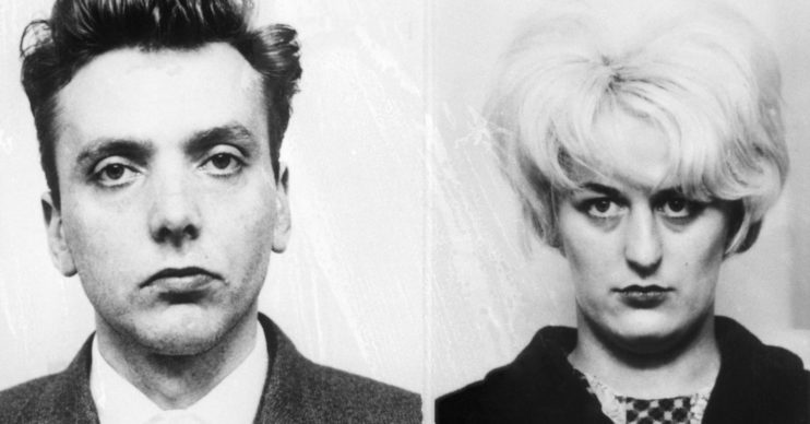 How many children did Ian Brady and Myra Hindley kill and how were they finally caught?