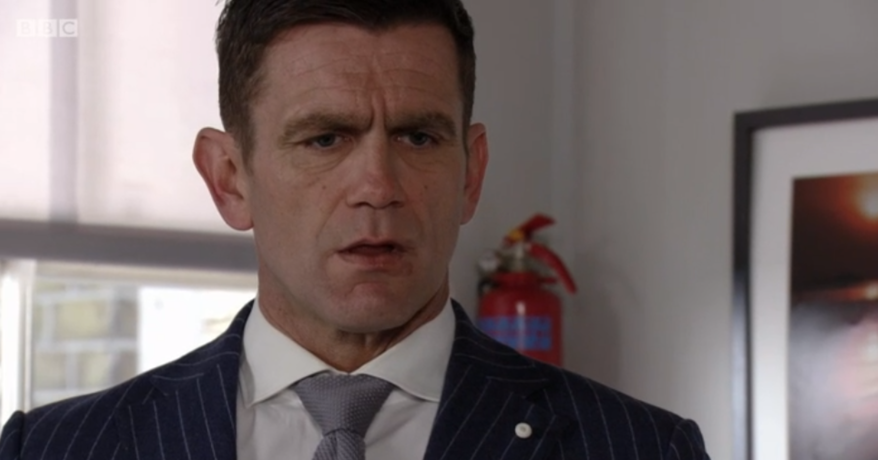 EastEnders fans question why Jack left secret police footage with Keegan
