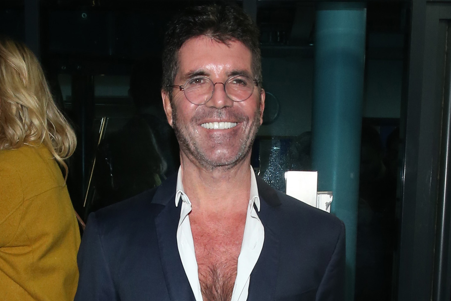 Simon Cowell Speaks Inspiring New AGT Contestant
