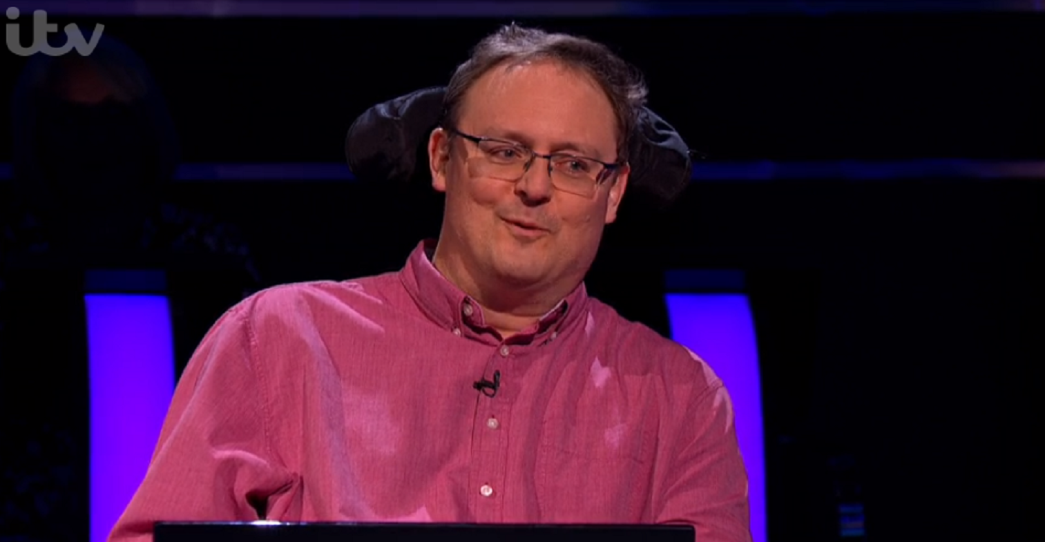 Who Wants To Be A Millionaire: Retired GP Andrew walks away with £500k despite knowing million pound question