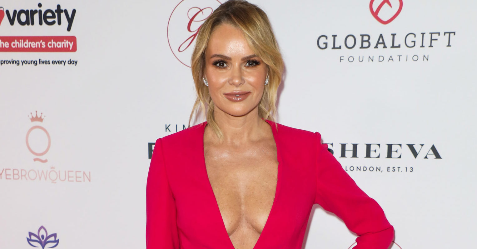 Amanda Holden praised for looking 'classy' in demure floral dress