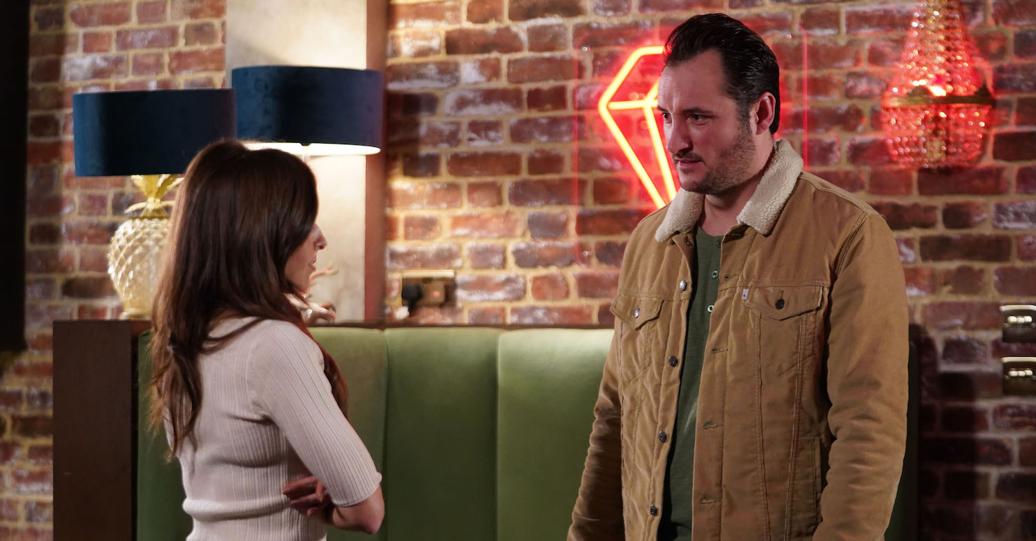 EastEnders SPOILERS: Martin to betray Stacey with full-blown Ruby affair?
