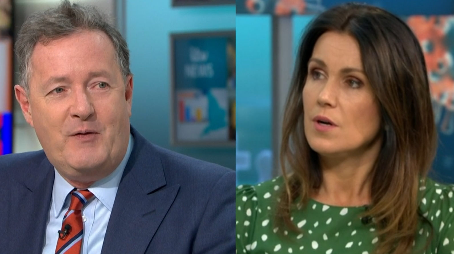 Red-faced Susanna Reid accidentally ruins huge Good Morning Britain exclusive