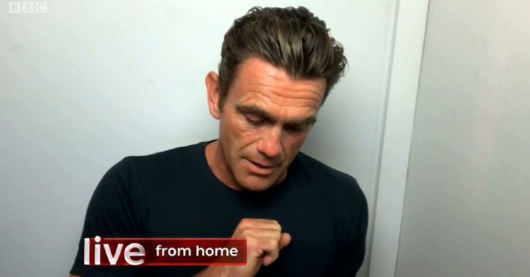 Scott Maslen on The One Show