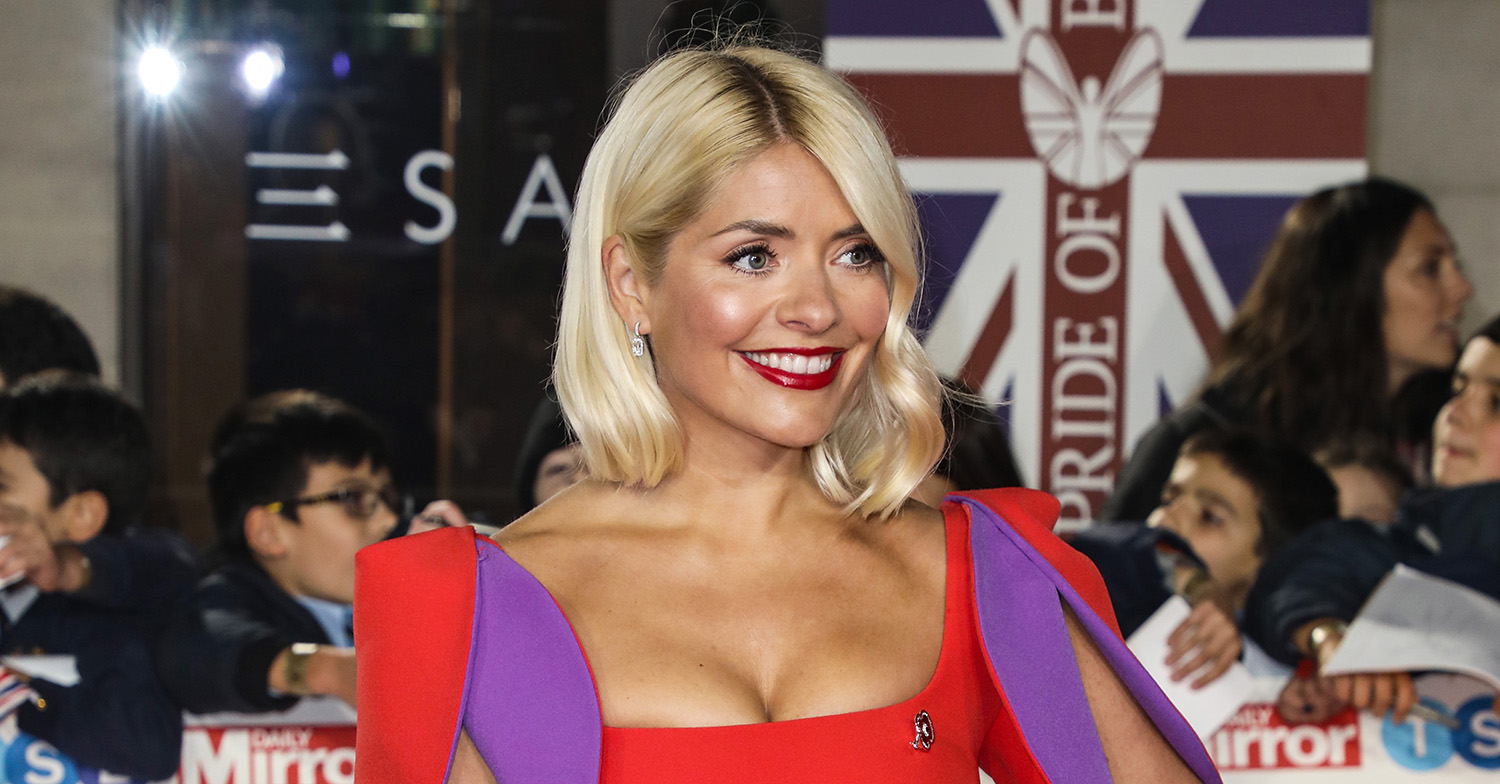 Holly Willoughby wows fans with lookalike sister on her birthday