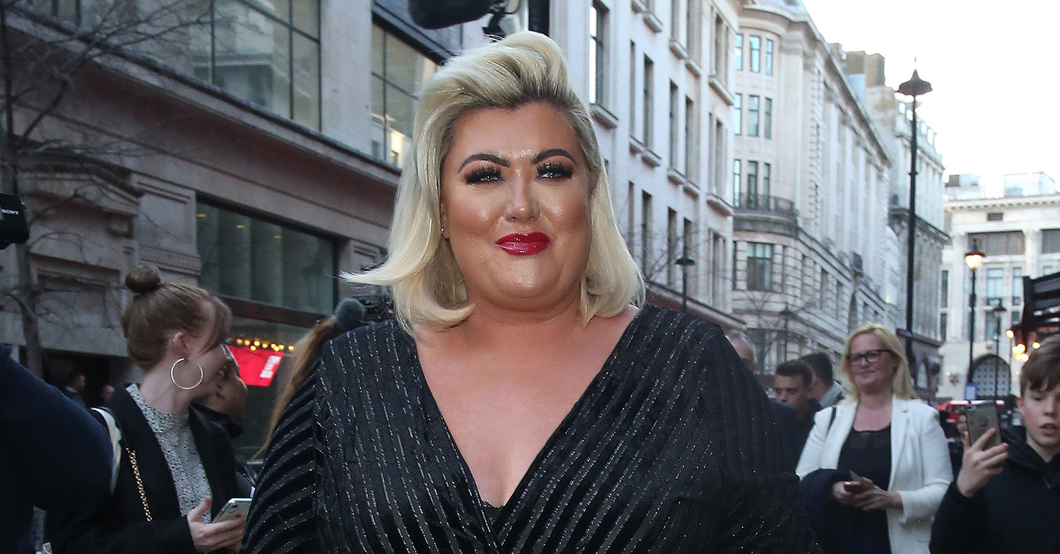 Gemma Collins sees herself as 'plus-sized Posh' and believes she will outdo Beckhams' fortune